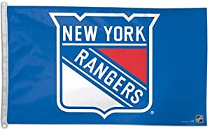 NHL New York Rangers 3-by-5 foot Flag