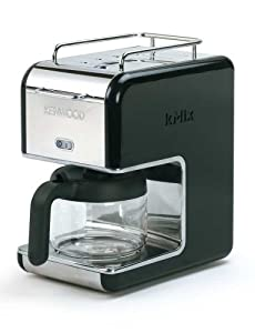 Kenwood CM024 kMix Coffee Maker - Peppercorn Black