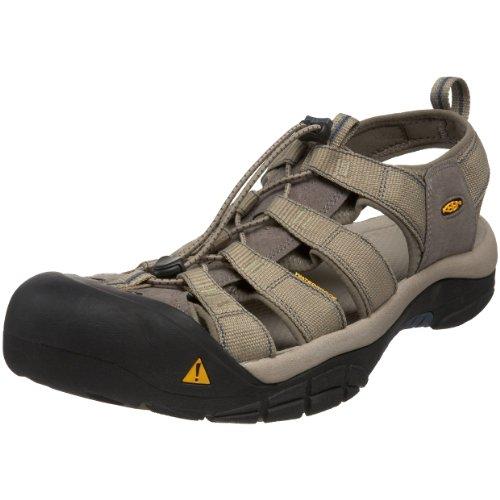 Mens Keen Newport H2 Shoes Brindle/Orion Blue 8