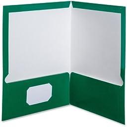 OXF51717 - Oxford Laminated Twin Pocket Folders