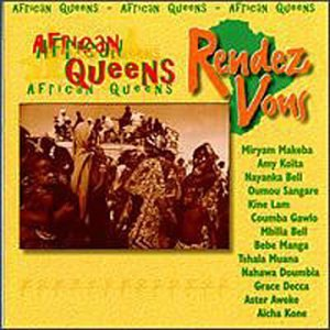 Various Artists - African Queens - Zortam Music
