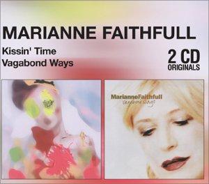 Marianne Faithfull - Coffret 2 CD : Vagabond Ways / Kissin Time - Zortam Music