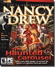 Nancy Drew: the Haunted Carousel (Jewel Case)