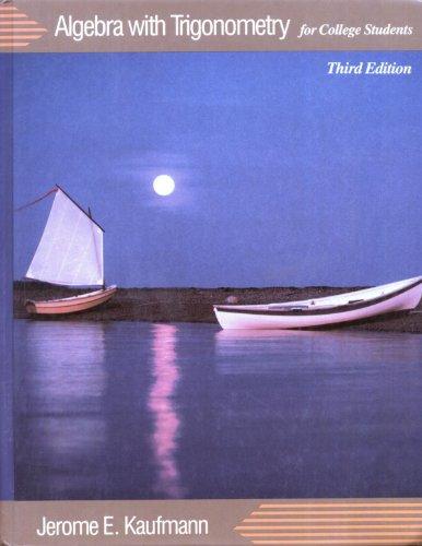Intermediate algebra 3rd edition miller