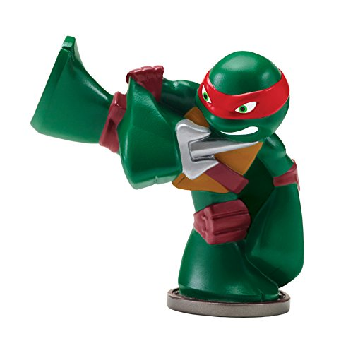 Teenage Mutant Ninja Turtles Pre-Cool Half Shell Heroes Raphael Bathtub Squirter Figure Action Figure