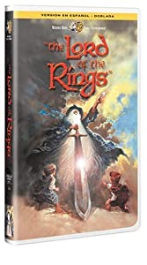 The Lord of the Rings [VHS]