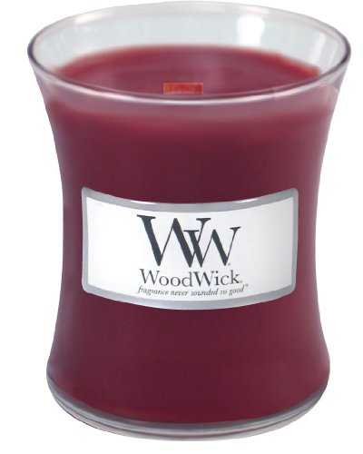 Woodwick Candle Redwood Medium Jar