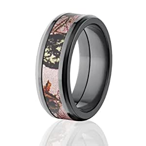 mossy oak camo rings camouflage wedding bands
