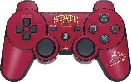 Iowa State University - I State - Sony Ps3 Dual Shock Wireless Controller - Skinit Skin