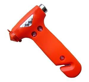 generic seatbelt cutter window breaker emergency escape tool safety life hammer. Black Bedroom Furniture Sets. Home Design Ideas
