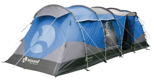 Beyond by Gelert Meridian 6 Family Tunnel Tent - 2011 Model