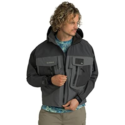 Simms G4 Pro Jacket Gunmetal Medium