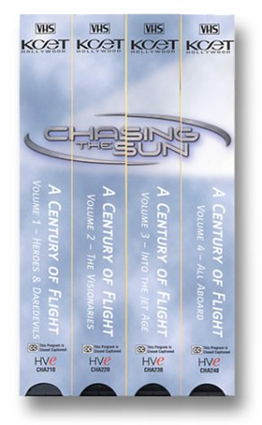 Chasing the Sun Vol. 1-4 Box Set [VHS] [Import]