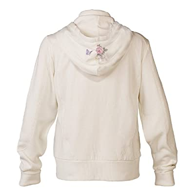Women's Hoodie: Lena Liu Floral Cascade by The Bradford Exchange
