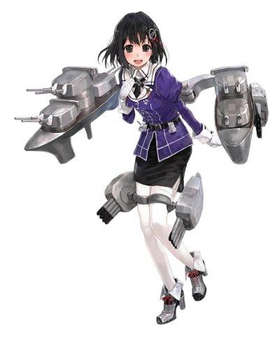 1/700 艦これプラモデルNo.17 艦娘 重巡洋艦 羽黒