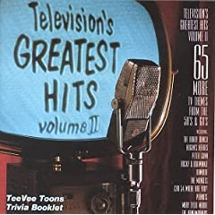 Television's Greatest Hits, Vol. 2: From the 50s and 60s