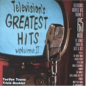 Various Artists - Television's Greatest Hits Volume II