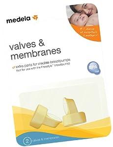 Medela Valve & Membrane Kit - 2 ct