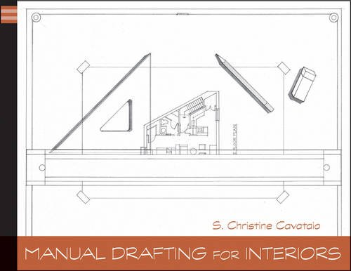 Manual Drafting for Interiors