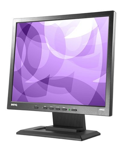"Benq Fp931 19"" Lcd Monitor (Silver/Black)"