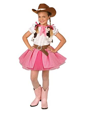 Kids-Costume Cowgirl Cutie Kids Costume Halloween Costume
