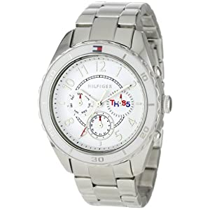 Tommy Hilfiger Women's 1781095 Sport Multi Eye Stainless Steel Bracelet Watch