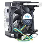 Intel Socket 478 Copper Core/Aluminum Heat Sink & 2.5 Fan w/Retention Clip & 3-Pin Connector up to 3.40GHz