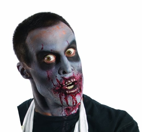 Rubie's Costume Zombie Shop Blood Fest Appliance, Silver, Red And Black, One Size