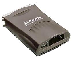 D-Link DP-101 Ethernet Print Server (PC/Mac)