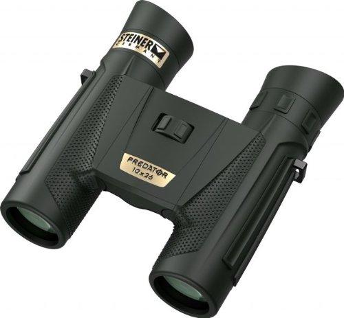 Steiner 10X26 Predator Binoculars, Black 2442