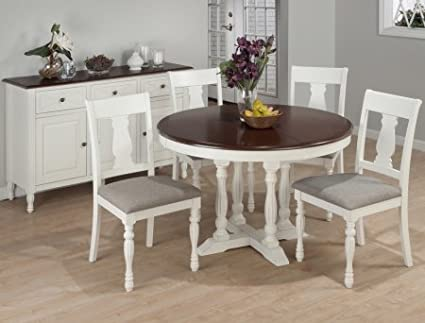 American Made Large Round Dining Tables amp Round Wood