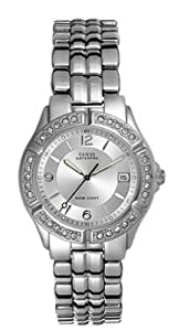 GUESS Women's G75511M Stainless Steel Watch