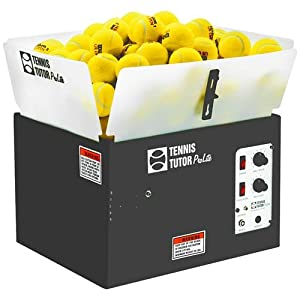 Tennis Tutor Pro Lite AC-powered Tennis Ball Machine