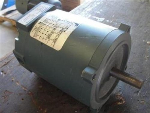 Reliance Electric P56H3003R Motor 1/4 Hp