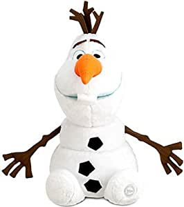 Disney Store 17-inch (43cm) Plush Olaf the Snowman Toy from Frozen