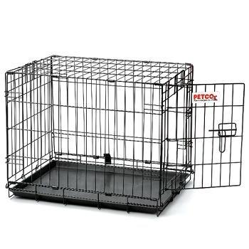 Precision Pet Black Provalu Crate 4000 36 In. X 23 In. X 25 In. front-956828