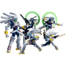Overman King Gainer Revoltech Action Figure