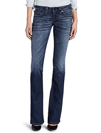 True Religion Women's Tony Pony Express Slim Jean, Pioner, 23