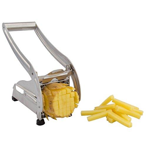 Pommes-Frites-Schneider-Pommesschneider-Gemseschneider-ROSTFREIES-EDELSTAHL