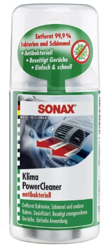 SONAX 03231000 KlimaPowerCleaner antibakteriell Tdisplay