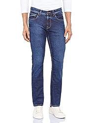 Pepe Jeans Men's PM201746G614-3 Slim Fit Jeans (8903872859764_PM201746G614_30W x 34L_Dk Indig)