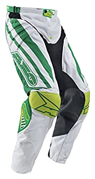 AXO MX3T0055-VW Motion Pants, Taille 44, Vert/Blanc