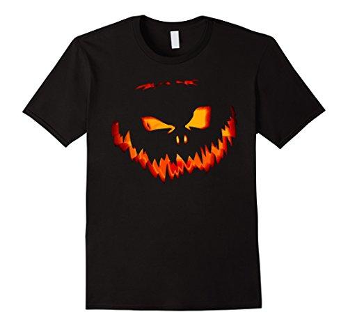 Scary Jack O Lantern Shirt