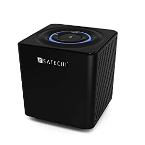 Satechi ST-69BTS Audio Cube Portable Bluetooth Speaker System for iPhone / Android Smartphones / iPad / Tablets / Macbook / Notebooks
