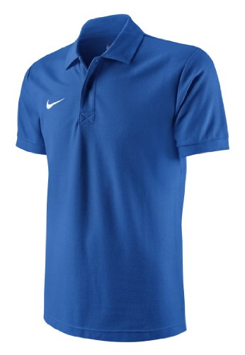 Nike, Maglietta Core Polo, Blu (royal blue/(white)), XL