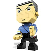 Mega Bloks Kubros Star Trek Spock Building Kit