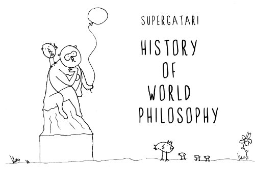 History of World Philosophy cover