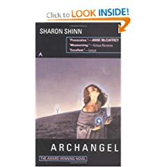Archangel (Samaria, Book 1) by Sharon Shinn