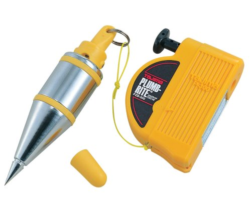 Tajima PZB-300 Plumb-Rite Compact and Light-duty Plumb Bob setter with 10-Ounce Bob