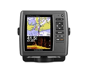 Garmin Echo Map 50Dvus Offshore with Transducer by Garmin